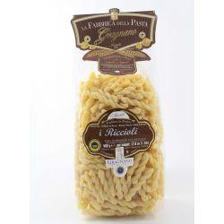 La Fabbrica Della Pasta Riccioli Di Gragnano IGT Gr. 500 Divine Golosità Toscane