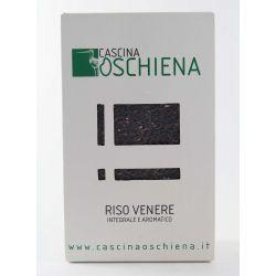 Cascina Oschiena Riso Venere Integrale Kg. 1 Divine Golosità Toscane
