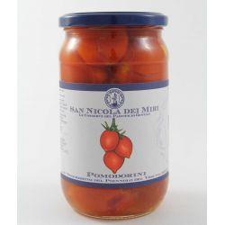 """San Nicola Dei Miri With """"D.O.P Piennolo Tomatoes From Mt. Vesuvius"""" Divine Golosità Toscane"""