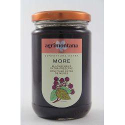 Agrimontana Confettura Extra Di Mora gr. 350 Divine Golosità Toscane