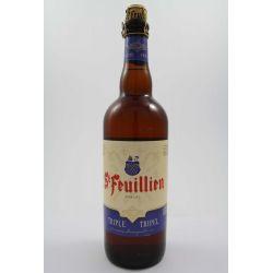St. Feuillien Birra Triple Ml. 750 Divine Golosità Toscane