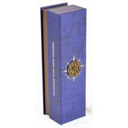 Tenuta San Guido Scatola Per 3 Bottiglie Di Sassicaia Edizione Rosa Dei Venti Divine Golosità Toscane