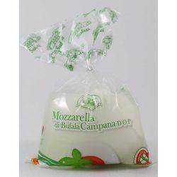 Caseificio Salati Mozzarella Di Bufala Artigianale 5 Palline Da 50 Gr. Divine Golosità Toscane