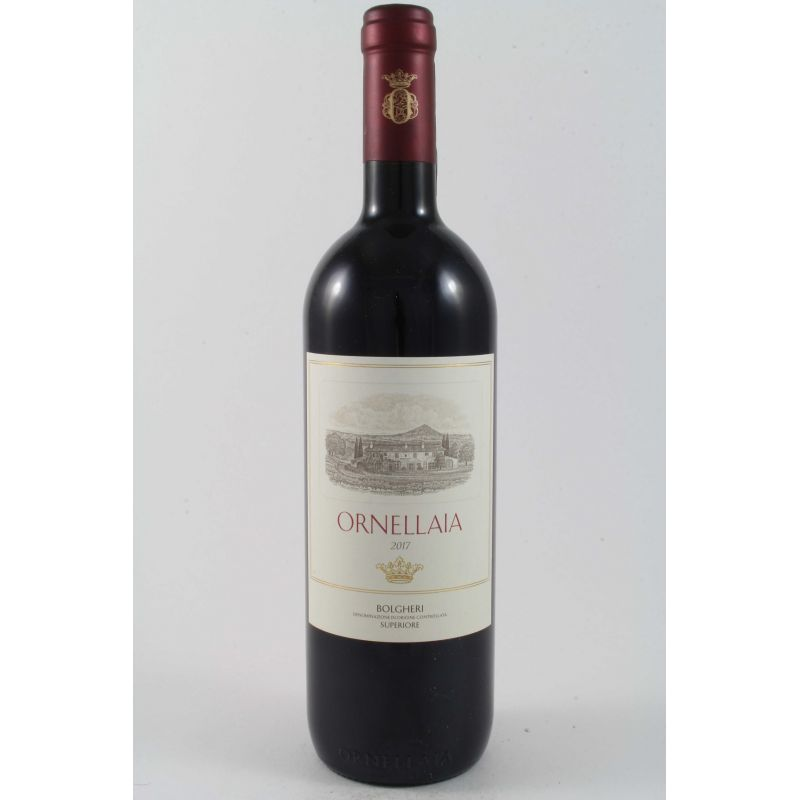 Tenuta Ornellaia - Ornellaia Bolgheri Superiore 2017 Ml. 750 Divine Golosità Toscane