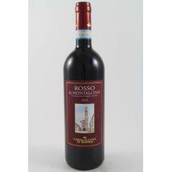 Canalicchio di Sopra - Rosso Di Montalcino 2018 Ml. 750 Divine Golosità Toscane