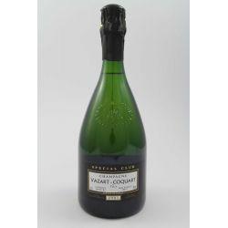 Vazart Coquart - Champagne Grand Cru Blanc de Blancs Spécial Club Extra Brut 2012 Ml. 750 Divine Golosità Toscane