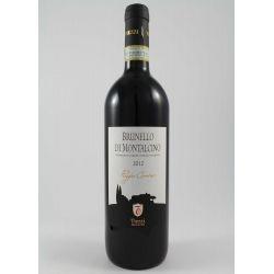 Tiezzi - Brunello Di Montalcino Poggio Cerrino 2012 Ml. 750 Divine Golosità Toscane