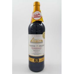 Mission Saint Vincent - Bordeaux Rouge 2012 Ml. 750 Divine Golosità Toscane