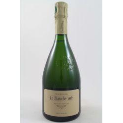 "Mouzon Leroux - Champagne Grand Cru ""Special Club La Blanche Voie Nature"" 2013 Ml. 750 - Divine Golosità Toscane"