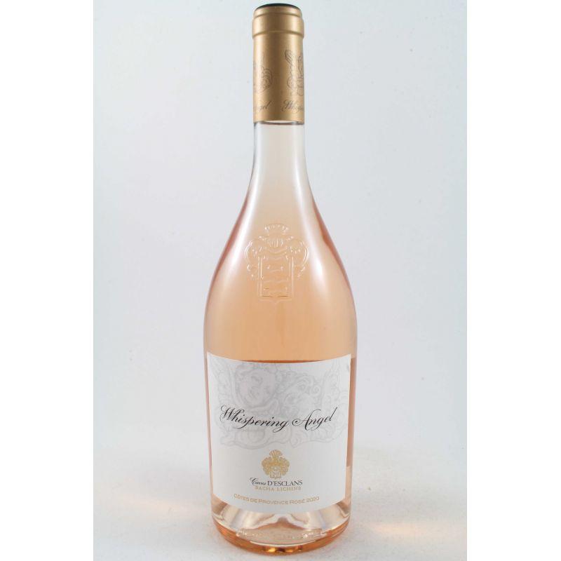 Chateau D'Esclans - Whispering Angel Cote De Provence Rose' 2020 Ml. 750 Divine Golosità Toscane