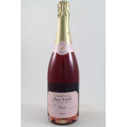 Jean Velut - Champagne Rosé de Saignée Brut Ml. 750 Divine Golosità Toscane
