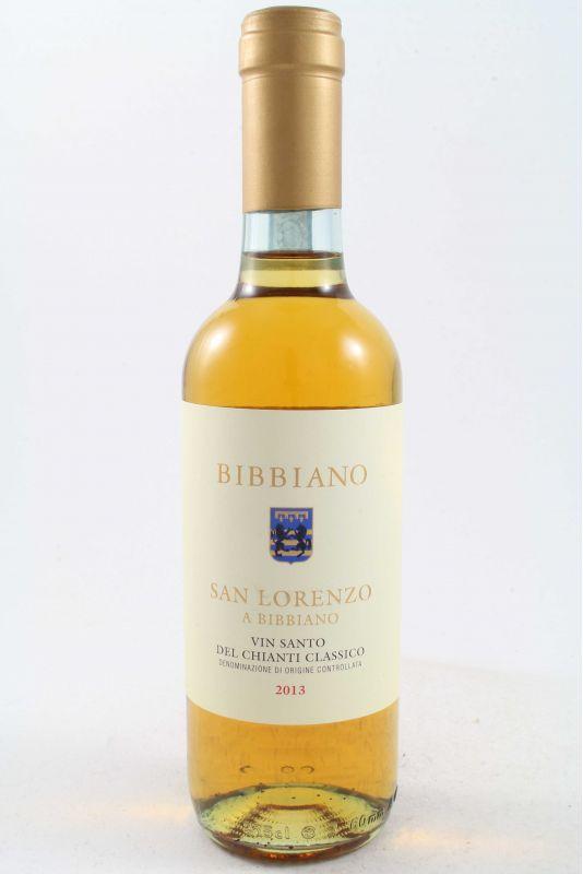 Bibbiano - Vin Santo Son Lorenzo A Bibbiano 2013 Ml. 375 Divine Golosità Toscane