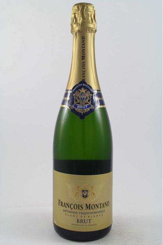 Francois Montand - Blanc De Blancs Brut Ml. 750 - Divine Golosità Toscane