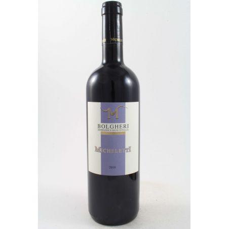 Micheletti - Bolgheri Rosso 2019 Ml. 750 - Divine Golosità Toscane