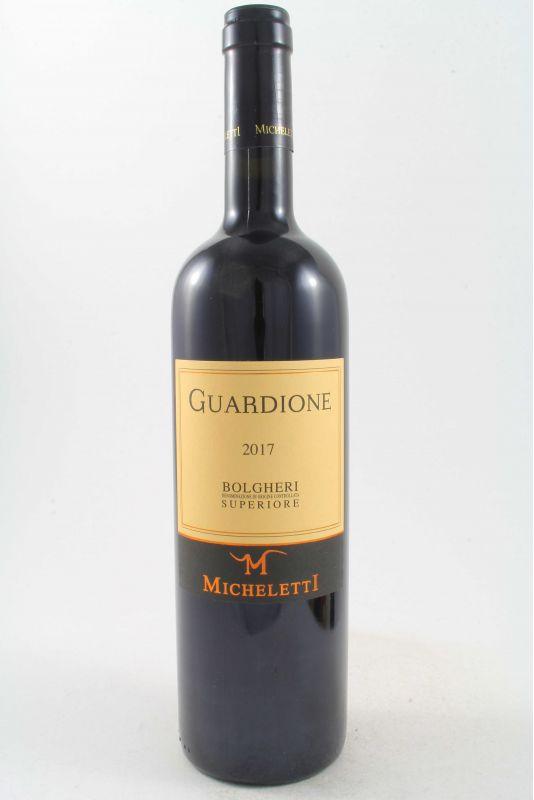 Micheletti - Bolgheri Rosso Superiore Guardione 2017 Ml. 750 - Divine Golosità Toscane