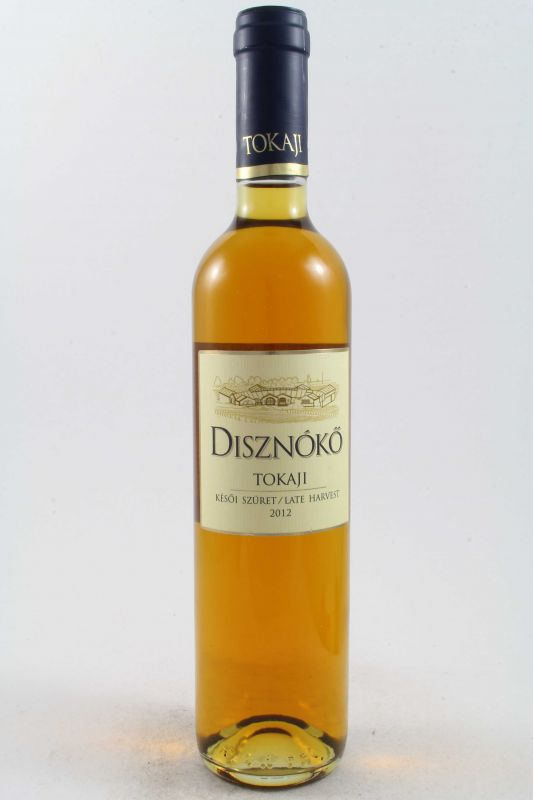 Disznoko - Tokaji Late Harvest 2012 Ml. 500 - Divine Golosità Toscane