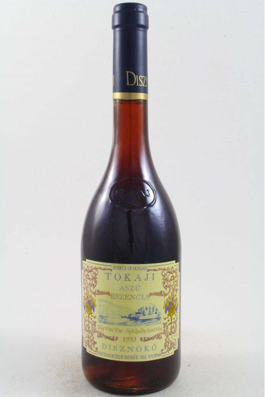 Disznoko - Tokaji Aszu Escencia Scatola Legno 1993 Ml. 500 - Divine Golosità Toscane